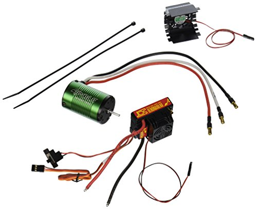 Castle Creations SV3 Sidewinder SCT System with 1410-3800kV Motor (1 10 Brushless Combo)
