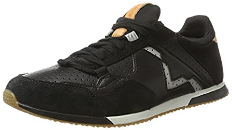 Diesel Men's Remmi-V S-Furyy Sneaker, Black, 11 M US (Men Diesel Top)