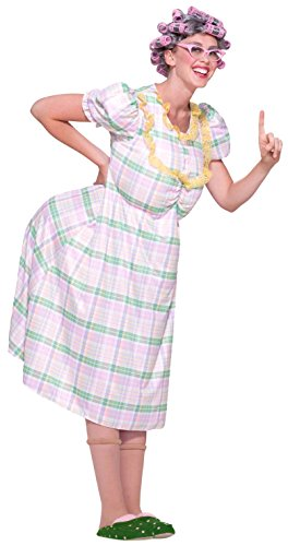 Forum Novelties Women's Aunt Gertie Humorous Costume, Multi, One (Costumes For Women Funny)