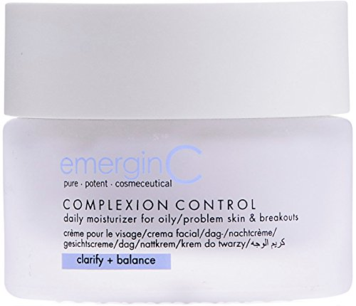 EmerginC Complexion Control (for Oily/ Problem Skin & Breakouts) Salon Size 250ml/8.5oz B12 Complex Infused Face Sheet Mask - 1 Count by The Creme Shop (pack of 12)