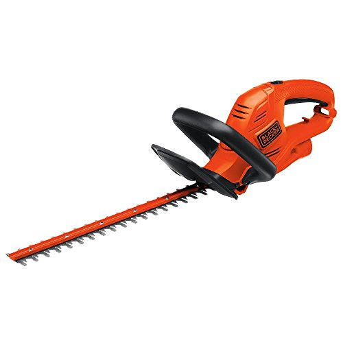BLACK+DECKER HT18 3-1/2-Amp Hedge Trimmer, 18-Inch