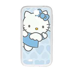 YESGG Hello kitty Phone Case for samsung galaxy S4 Case
