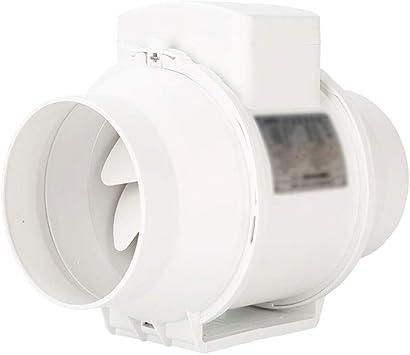 Extractor de aire ZHAOSHUNLI Ventilador de Escape Ventilador ...