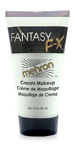 Mehron Glow in Dark Fantasy FX Make Up Kit (Glow In The Dark Makeup Kit)