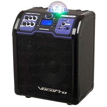 Amazon Com Vocopro Professional Battery Powered