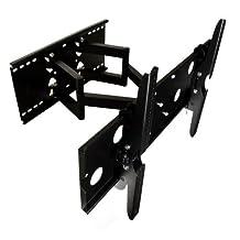 Mount-It Dual Arm Wall Mount Bracket for Sony Bravia 32/37/40/42/46/50 /52/55 inch HDTV