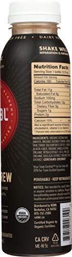 REBBL INC: Elixir Reishi Cold Brew, 12 fl oz-5 PACK by REBBL INC: (Image #3)