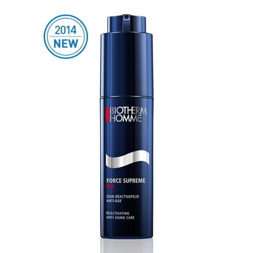 2015 New Version - Biotherm Homme Force Supreme GEL Reactivating Anti-Aging Care 50ml /1.69oz (Homme Gel)