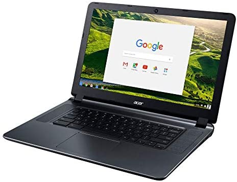 2018 Acer CB3-532 15.6″ HD Chromebook with 3x Faster WiFi, Intel Dual-Core Celeron N3060 up to 2.48GHz, 2GB RAM, 16GB SSD, HDMI, USB 3.0, Webcam, 12-Hours Battery, Chrome OS 41sgyYlpA L