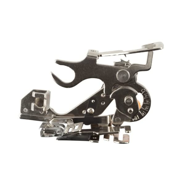 Ruffler Attachment Low Shank Presser Foot