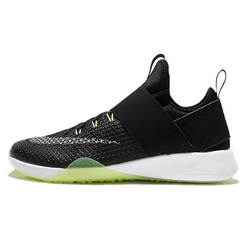 Nike Air Zoom Strong Black/White/Dark Grey/Volt Women's Shoes 8.5 B - Medium