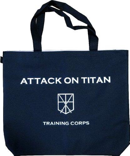 Attacco alla tote bag grande Titan A Mikasa (Japan import / Il pacchetto e il manuale sono scritte in giapponese)