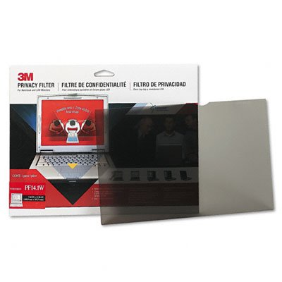 3M Privacy Filter for 14.1'' Widescreen Laptop (16:10) (PF141W1B)