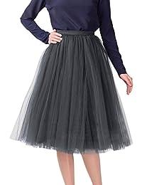 Belle House Short A Line Skirts Ball Tulle Costume Dance Tutu