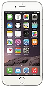 "Apple iPhone 6 (4.7"") 16GB Unlocked for GSM Carriers - Silver (Certified Refurbished)"