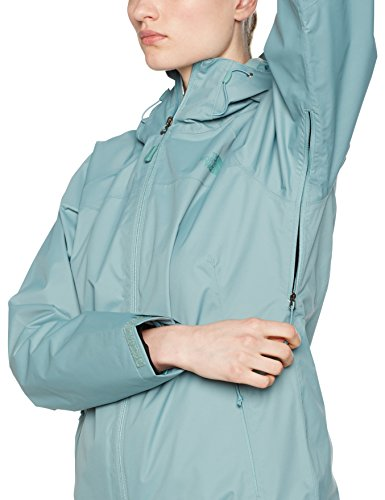 brand new e0c4b 834aa Amazon.com: The North Face TNF W Sequence Jacket Turquoise L ...