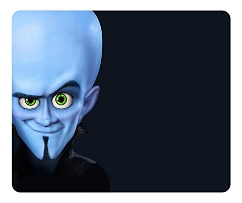 Personalized Rectangle Non-Slip Mousepad Megamind Movie 2010 Customized Design Top Quality Water Resistent Oblong Soft Gaming Mouse Pads