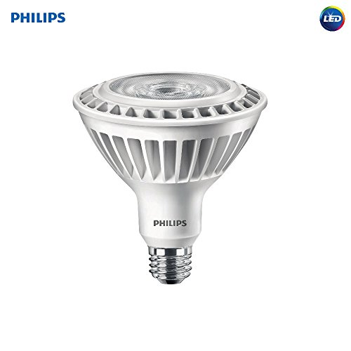 Philips LED Indoor/Outdoor Non-Dimmable 3000 Kelvin, 15-Degree Classic Glass Spot Light ()