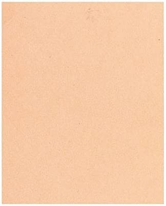 蛍光ニューカラー 八切 フラッシュオレンジ 10枚 単色