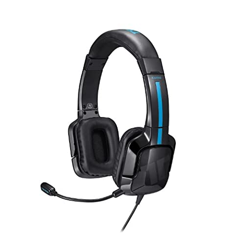 TRITTON Kama Stereo Headset for PlayStation 4, Xbox One, Nintendo Switch (Ps Four Headset)