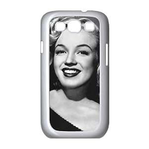 Samsung Galaxy S3 9300 Cell Phone Case White Marilyn Monroe D453009