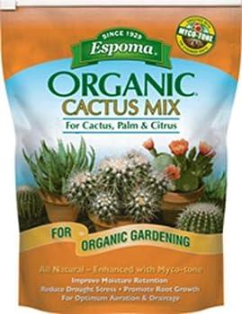 Espoma 0.13 cu ft Cacti and Succulents Organic Soil