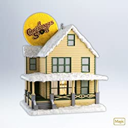 Hallmark The House on Cleveland Street Christmas Ornament Keepsake