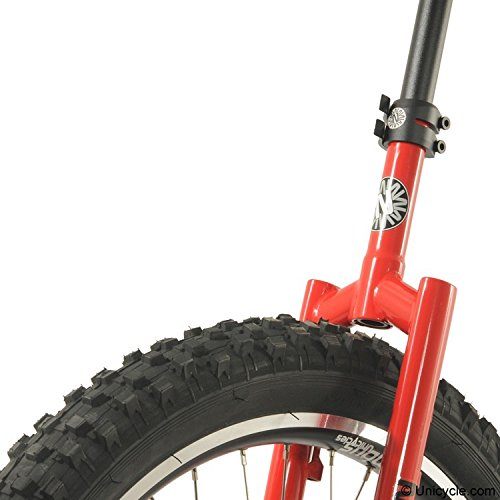Nimbus 26'' Mountain Unicycle - Red by Nimbus
