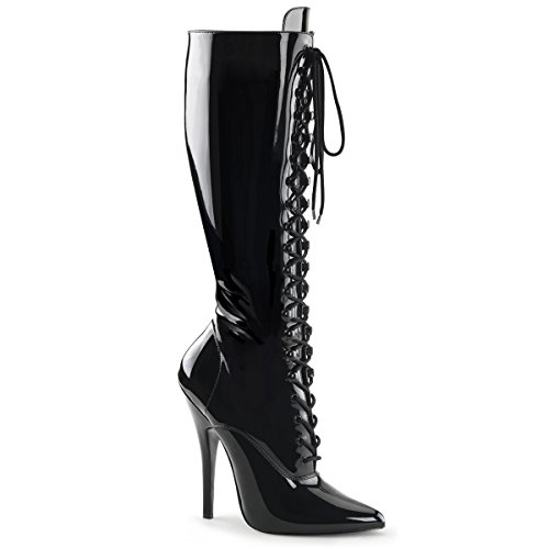 - Devious Domina 2020 Womens Boots, Blk Pat, Size - 11