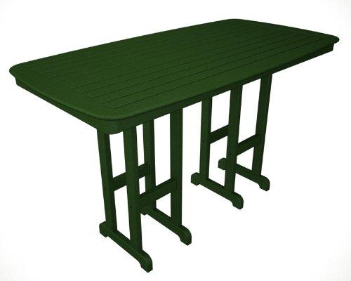 (Nautical Bar Table Finish: Green)