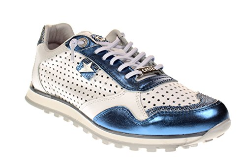 Cetti WoMen C-848 Espejo Blue BL Low-Top