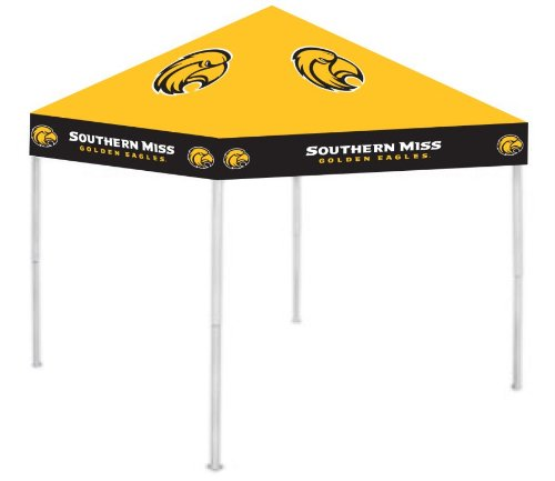 Rivalry Southern Miss. 9' x 9' Ultimate Tailgate (Ultimate Tailgate Tent Canopy)