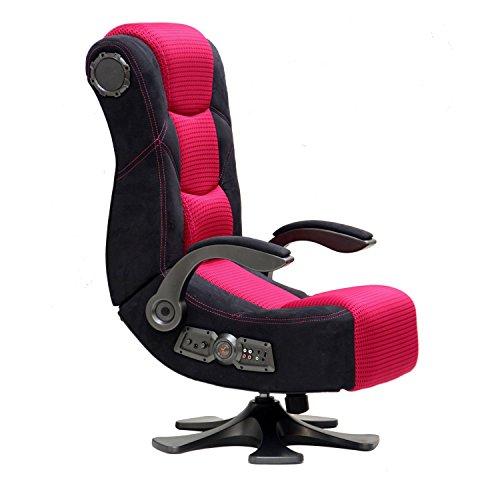 X Rocker Pro Series II 2.1Bluetooth Audio Chair,Wireless Ergonomic Vibe  Video Game ChairCompatible