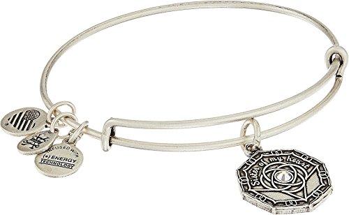 - Alex and Ani Bridesmaid Rafaelian Silver Bangle Bracelet