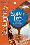 Go Lightly Sugar Free Chews Vanilla Caramels, 2.75 oz bag, Kosher