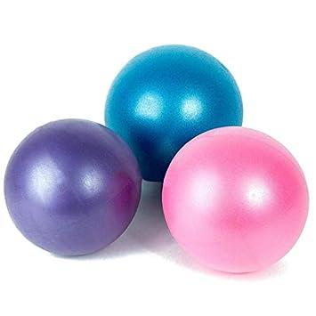 Queta Pilates Ball 25cm Thick Explosion-Proof Fitness Ball PVC Yoga Ball Hip