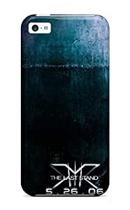 Theodore J. Smith's Shop Rugged Skin Case Cover For Iphone 5c- Eco-friendly Packaging(x-men) 3300085K45695825