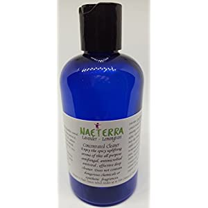 Naeterra Naeterra Lavender-Lemongrass Essential Oil Cleaner Concentrate Disinfectant Essential Oil Concentrated Cleaner & Disinfectant
