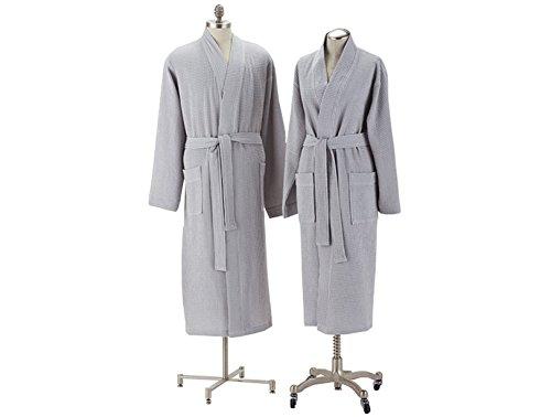 Organic Cotton Unisex Waffle Robes