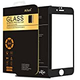iPhone 6s Screen Protector,iPhone 6 Screen Protector,iPhone 6 Screen Protector,by Ailun,2.5D Curved Edge Tempered Glass Screen Saver,Edge-to-Edge Full Screen Coverage,[Oil Stains,Fingerprints,Bubble-free]-Siania Retail Package[4.7 Black]