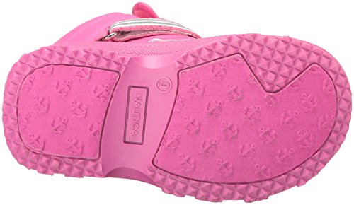 Pictures of Nautica Girls' Port Snow Boot Pink 10 3E280AJL Pink 10 M US Toddler 7