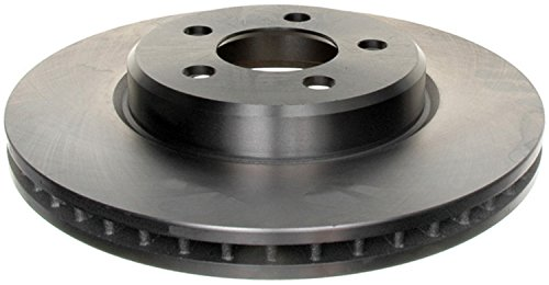 ACDelco 18A2342A Advantage Non-Coated Front Disc Brake (Chrysler Replacement Brake Rotor)