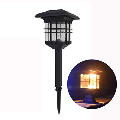 Outdoor Post Lights With Pir in US - 5