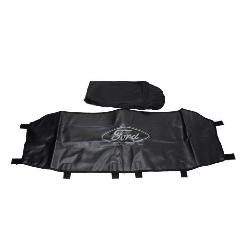 Ford 8C3Z-19A414-A Grille Insulator/Cover (for Snow and Cold Weather) 2008-2009 Super Duty (Covers Grill Winter)