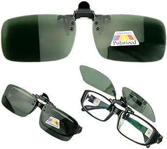نظارات شمس مستقطبة مقاومة للاشعة البنفسجية 400 للقيادة مقاس L