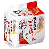 Sato food Sato rice silver Shari 5 meals pack (200gX5 meals) X8 bags input X (2 cases)
