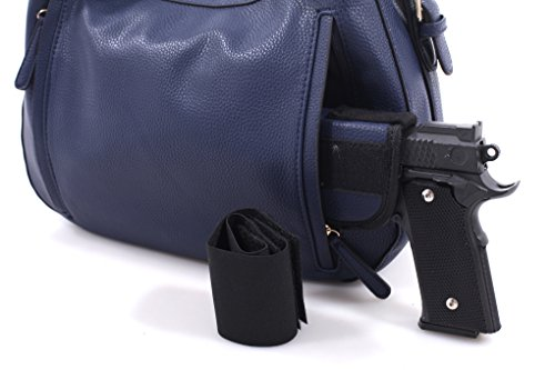 Buckle Emperia Navy Chloe Carry Purse Concealed by Outfitters Hobo wYgPtRExq