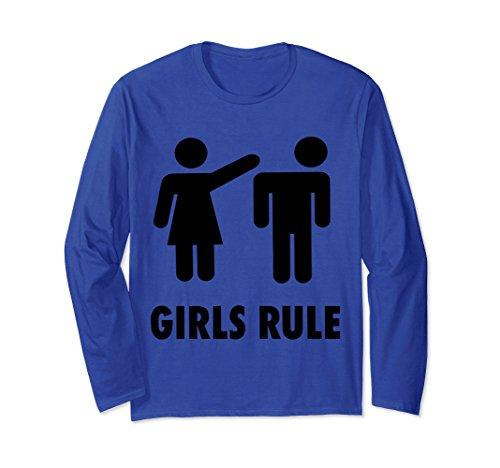 ng Sleeve T-Shirt Medium Royal Blue ()