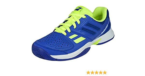 Babolat Pulsion AC JR 32S16482BLEUJAUNE, Tennis - 31 EU: Amazon.es ...