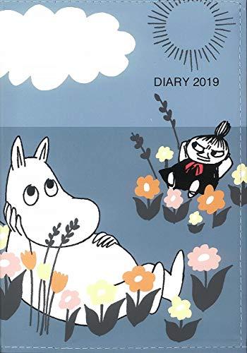 MOOMIN 手帳 2019 画像 A